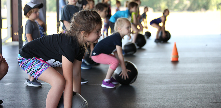 Winnersville | CrossFit Kids